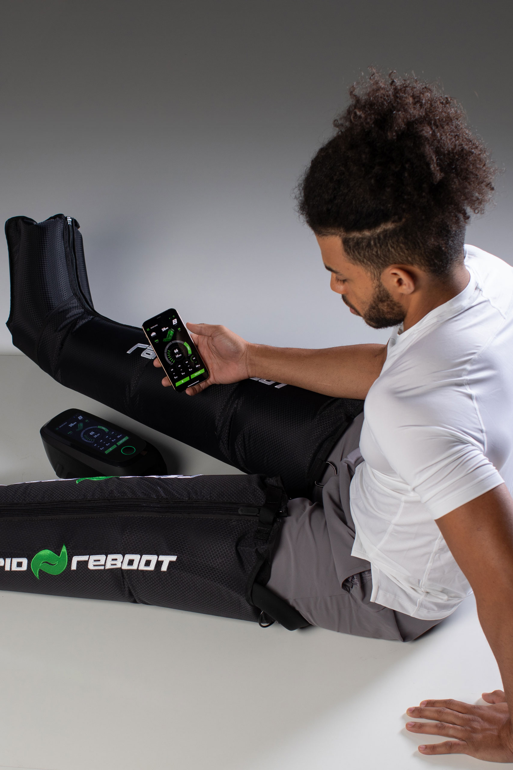 Popular REGEN Boots Package | Dynamic Air Compression